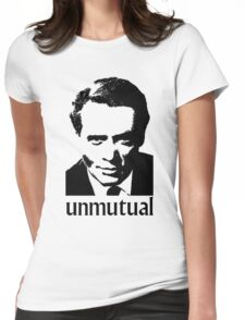 Unmutual Womens Fitted T-Shirt