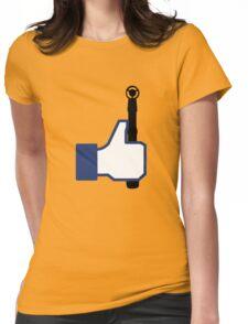 I like 3rd/4th Sonics! Womens Fitted T-Shirt