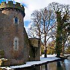 Whittington Castle #1 by Sheila Laurens
