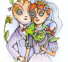 Wedding by yabloko3