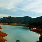 Another View of Lake Shasta by XanthicAmber
