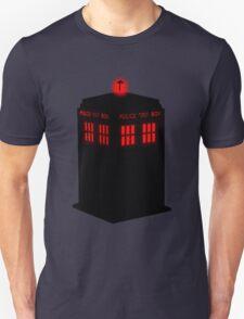 Evil TARDIS T-Shirt