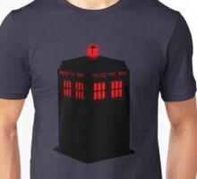 Evil TARDIS Unisex T-Shirt