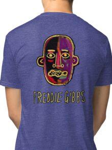 Freddie Gibbs - Old English Tri-blend T-Shirt