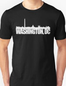 DC Skyline - white T-Shirt