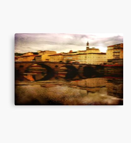 Florence as I see it Canvas Print