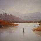 Tamar River Memories by Pauline Winwood