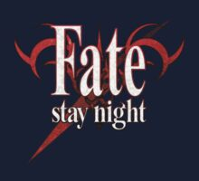 Fate/Stay Night Logo by Anime Designs