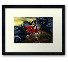 Hope (with Isaia) Framed Print