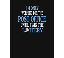 Postal worker Photographic Print