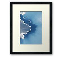 day dreamin   Framed Print