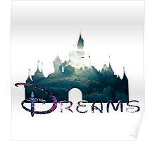 Disney Dreams Poster