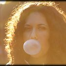 """""""As soon as the gum lost its flavor, I was back to pondering my mortality."""" by Hallie Duesenberg"""