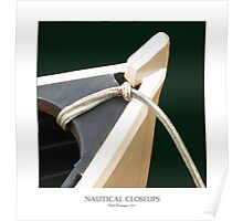 Nautical Closeups 9 Poster