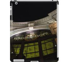 The Forum Shops at Night iPad Case/Skin