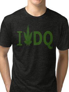 I Love DQ Tri-blend T-Shirt