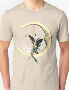 The Moon Fairy T Shirt With Stars T-Shirt