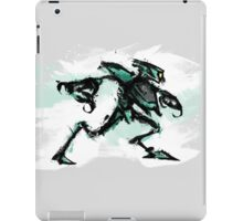 Whirl - Ink iPad Case/Skin