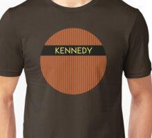 KENNEDY Subway Station Unisex T-Shirt