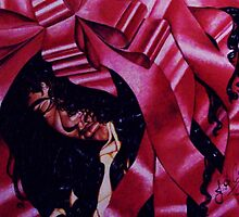 Raining Ribbons by Julie Ann Caldwell