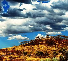Storm Clouds 1 by oddoutlet