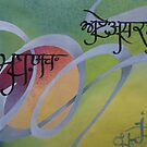 ABSTRACT of LIFE by kamaljeet kaur