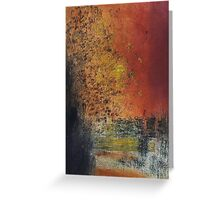 Southeast Humid Colorset Greeting Card