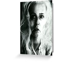 Ms Havisham Greeting Card