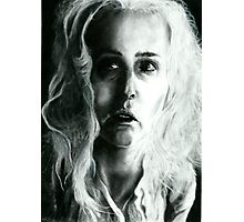 Ms Havisham Photographic Print