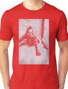 """""""Punk Rock Girl"""" Unisex T-Shirt"""
