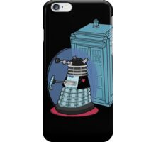 Daleks in Disguise - Second Doctor iPhone Case/Skin