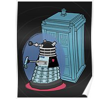 Daleks in Disguise - Second Doctor Poster
