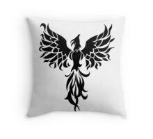 Phoenix #1 Throw Pillow