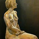 Female Nude by MegJay