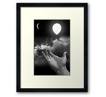 Black & White Collection -- Serenity Framed Print