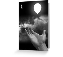 Black & White Collection -- Serenity Greeting Card