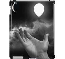 Black & White Collection -- Serenity iPad Case/Skin