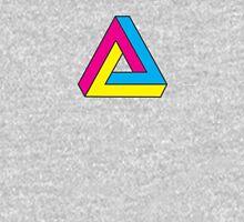 CMYK Penrose Triangle Unisex T-Shirt