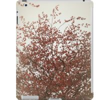 Up high above the tree top iPad Case/Skin