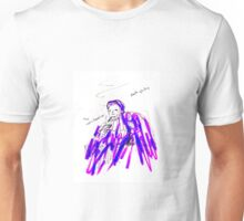 Judge Sketch Unisex T-Shirt