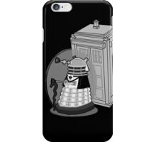 Daleks in Disguise - First Doctor iPhone Case/Skin