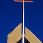 Cross and Sky by Doug Greenwald