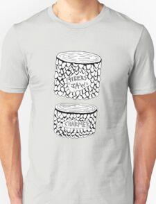 "Tigers Jaw ""Woodwork"" T-Shirt"