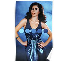 Blue Marina Diamandis  Poster