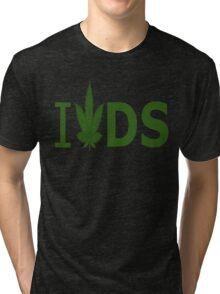 I Love DS Tri-blend T-Shirt