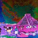Mayan Psychedelic by leystan