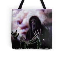 Hatched in An Alien Veracity Tote Bag