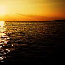 Fijian Sunset by Tisa