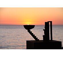 Sunrise - Bondi Beach, Australia Photographic Print