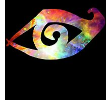 Rune of Clairvoyant Sight Photographic Print